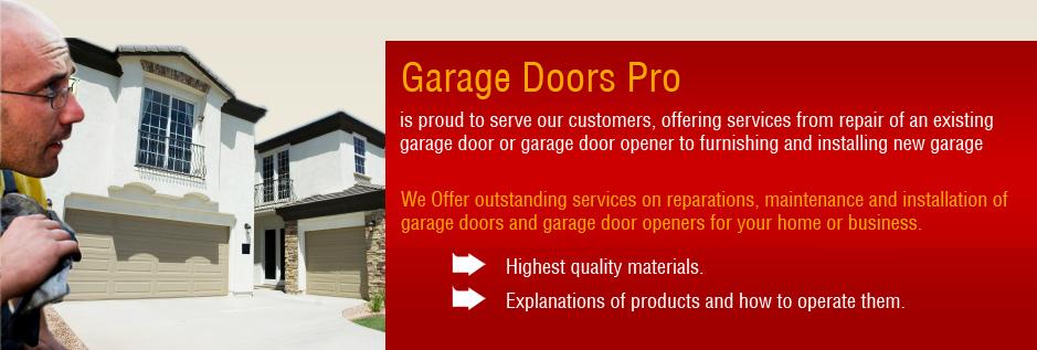 Garage Doors Pro